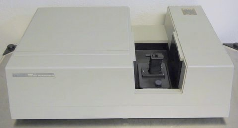 8452A Diode Array Spectrophotometer