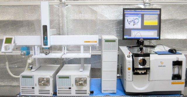 Varian 320 Ms Tq Lc Ms Mass Spectrometer Scientific
