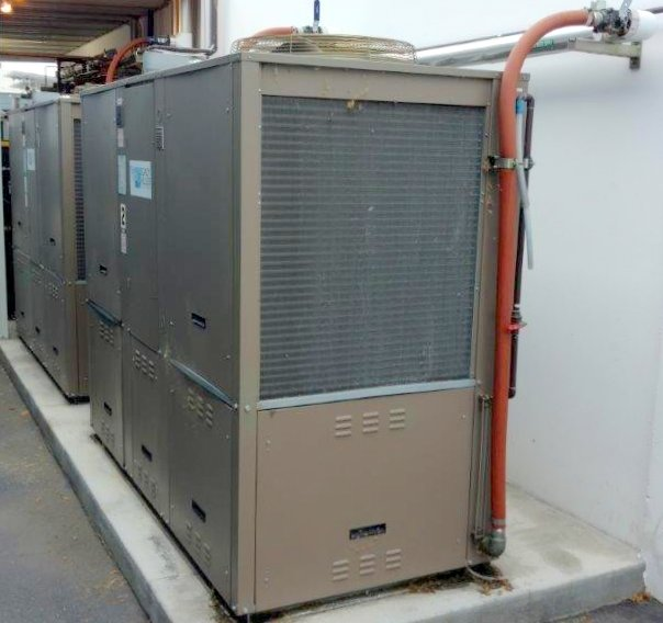 PACT14003-T3-Z Industrial Chiller