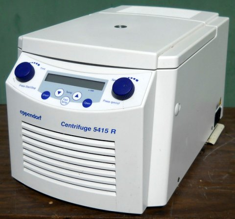 5415R Refrigerated Benchtop Microcentrifuge