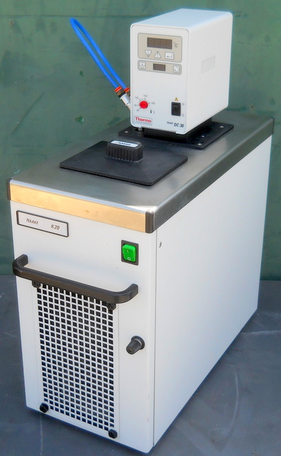 DC30-K20 Heated and Refrigerated Circulating Waterbath