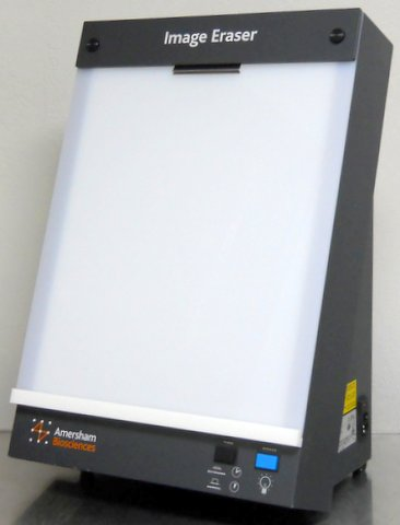 810-UNV Phosphor Image Eraser Light Box