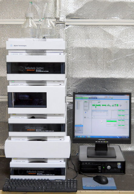 1260 Infinity Series HPLC System