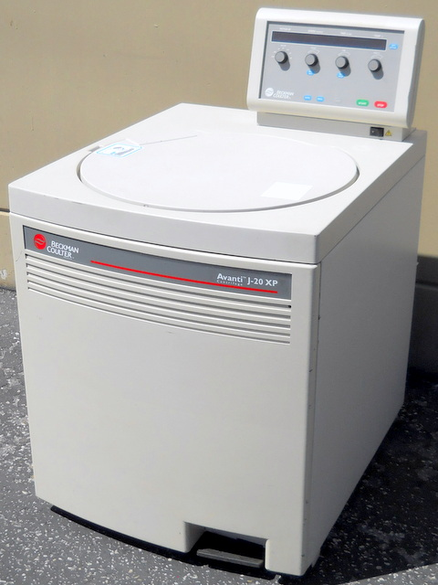 Avanti J-20 XP Refrigerated Floor Model Ultracentrifuge