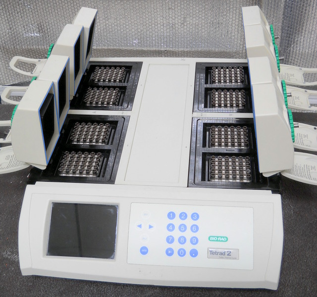 DNA Engine Tetrad2 PTC0240 Thermal Cycler