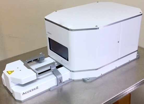 Vspin Microplate Centrifuge with Access 2 Plate Loader