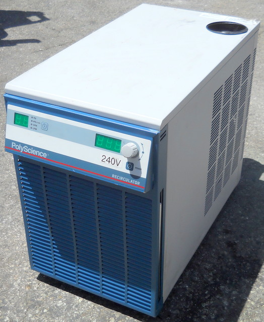 6550T21SP30E Refrigerated Recirculating Chiller