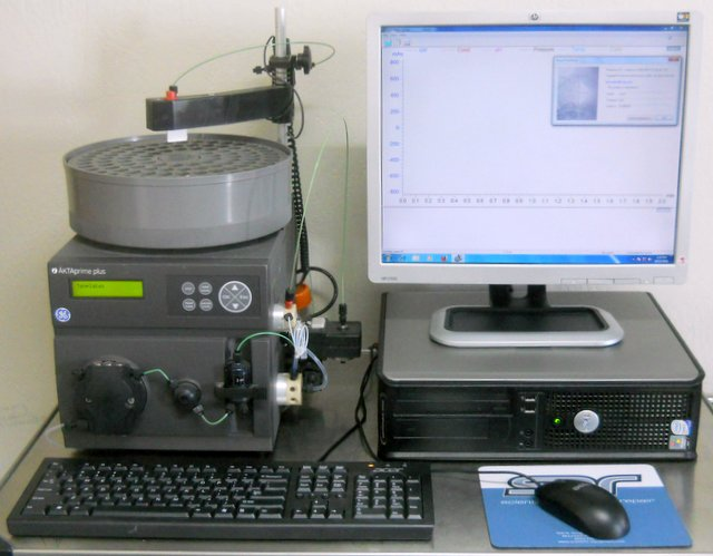AKTA prime plus Chromatography System