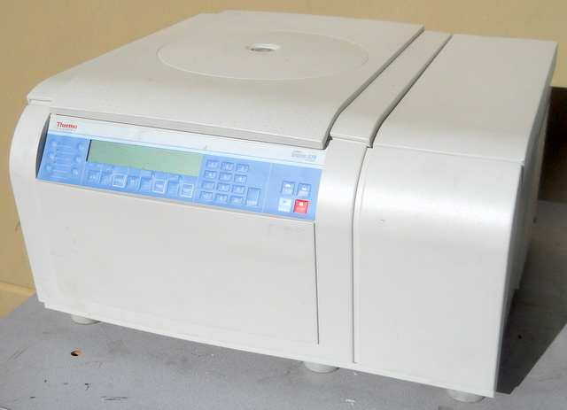 Legend X1R Refrigerated Benchtop Centrifuge