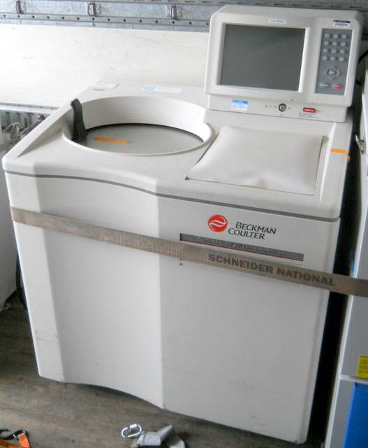 Optima L-80XP Refrigerated Floor Model Ultracentrifuge
