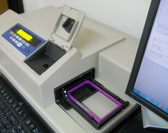 SpectraMax M3 Multimode Microplate Reader