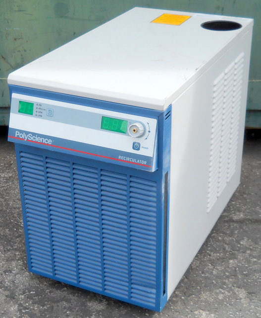 6760T21SP302 Refrigerated Recirculating Chiller 230V