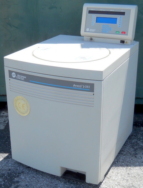 Avanti J-25I Refrigerated Superspeed Floor Model Centrifuge