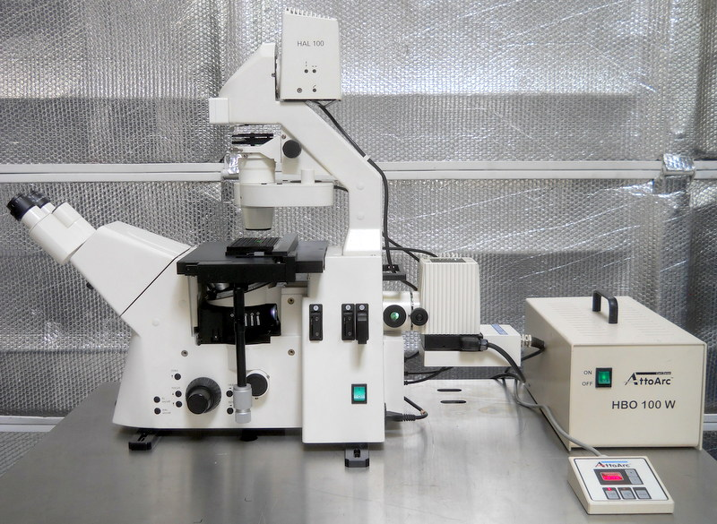 Axiovert 200M Motorized Fluorescence Inverted Research Microscope