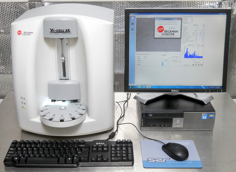 Vi-Cell XR Cell Viability Analyzer