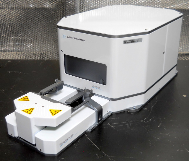 VSpin Microplate Centrifuge with Access2 Microplate Loader