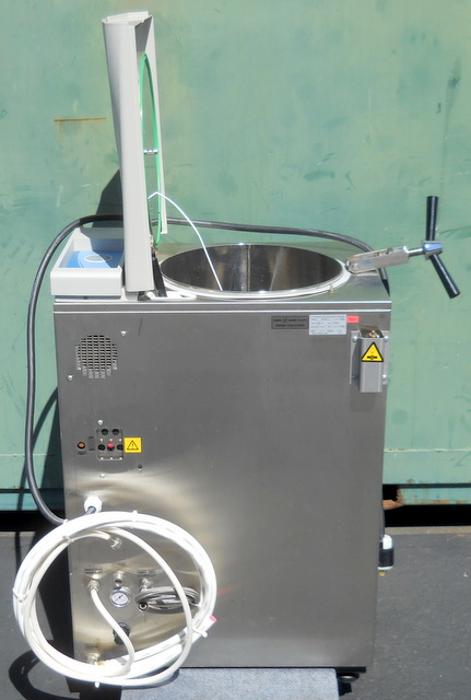 3870ELVC Autoclave / Steam Sterilizer