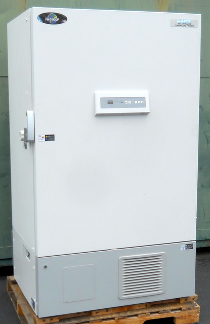 Glacier Series NU-9668GC -86ºC Ultra-Low Temperature Freezer
